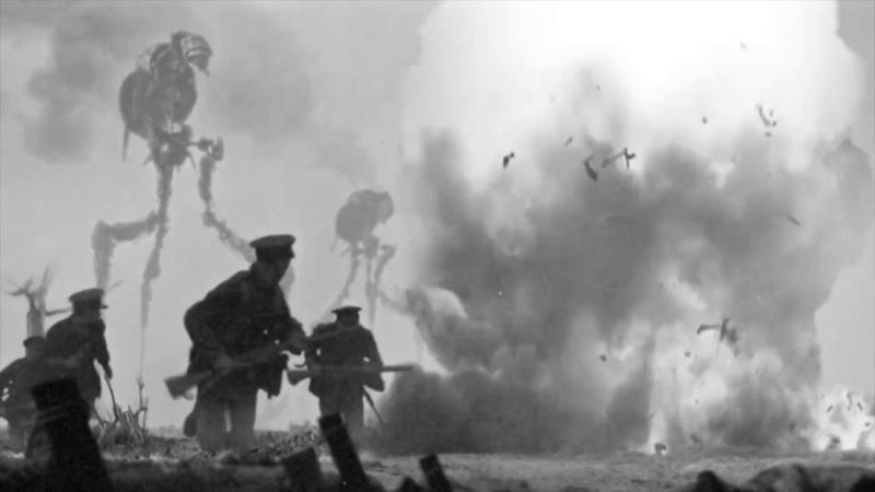 The Great Martian War 1913 1917