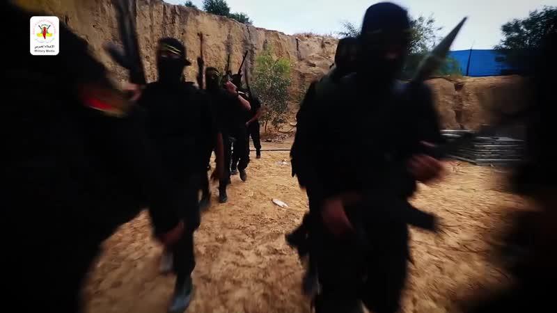 Группировка Палестинский Исламский Джихад Ролик 02 05 2019
