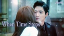 Kim Hyun Joong An Ji Hyun We will meet When Time Stops