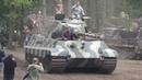 Тяжелый танк Т-VI В Королевский тигр на ходу