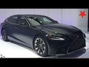 All new 2019 Lexus LS Full of luxury business class sedan from Lexus