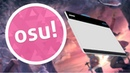 New osu! tablet users
