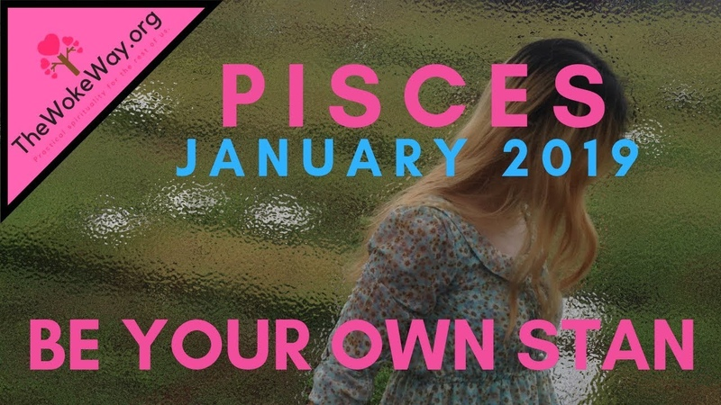 PISCES | Prepare for Love and Success! | JANUARY 2019 | RJ Marmol Tarot