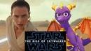Spyro: The Rise of Skywalker (Teaser Trailer - Parody)