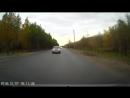 Водитель автомобиля Subaru Forester выехал на встречную полосу движения