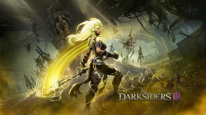 Стрим по Darksiders III (HARD) 5