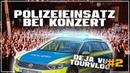 TOURVLOG 2 ✖️ POLIZEIEINSATZ BEI KONZERT ✖️ ZÜRICH BASEL BIELEFELD