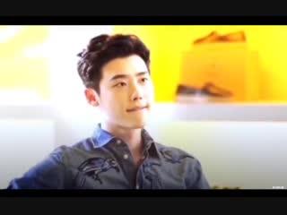 Lee Jong Suk | Ли Чон Сок | Меж двух миров | W: Tu Gei Sege vine
