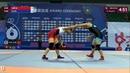 Round 2 WW - 65 kg: H. LEE (KOR) v. N. LU (CHN)