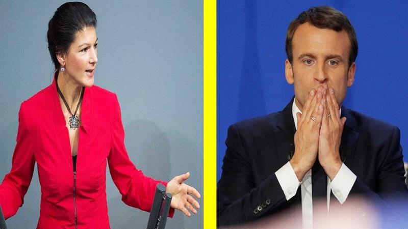 Макрон будет в ШОКЕ!! В Германии поддержали протест «жёлтых жилетов» в Париже