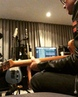 Jeremy Renner on Instagram It's a @fender Friday in the studio tonight How is your weekend starting friday newguitar loveit makingmusic