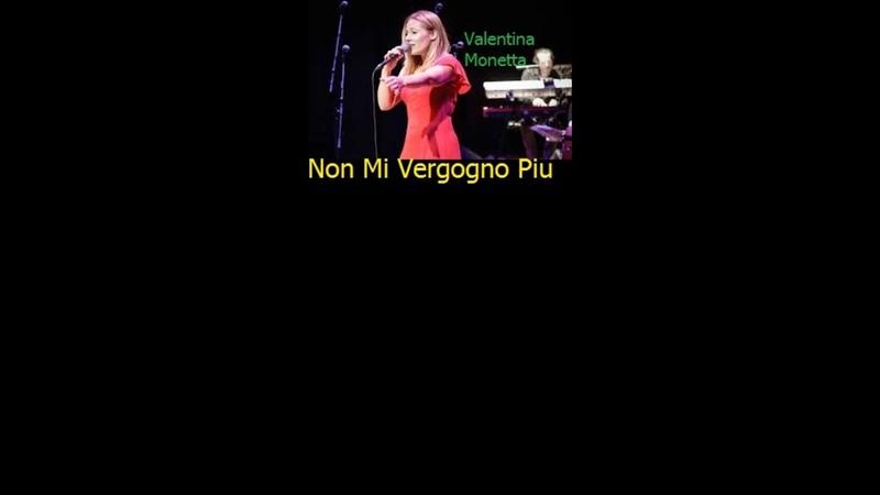 SAN MARINO Top Singer- Valentina Monetta- Non Mi Vergogno Piu [I do not be ashamed anymore] No Lyric