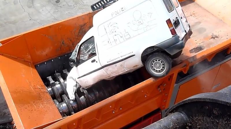 World Dangerous Fast Machines Destroys Everything Modern Technology Heavy Machinery Crush Skills
