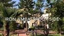 Iron Ambassador Side Beach