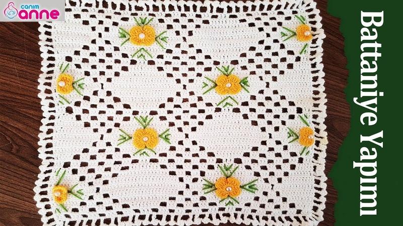 Bebek Battaniyesi - Kırlent - Yatak Örtüsü Yapımı - (İstek Üzerine)