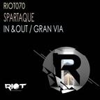 Spartaque альбом In & Out / Gran via