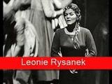 Leonie Rysanek Wagner - Der fliegende Holl