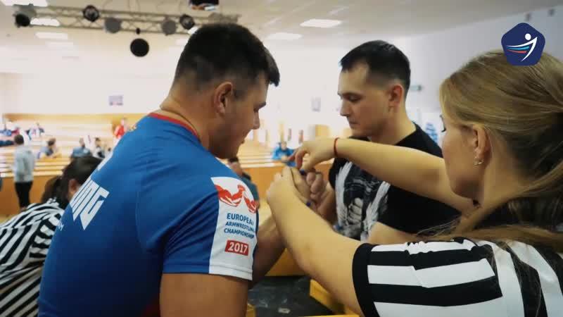 Кубок Области по армрестлингу 2018 Калининград