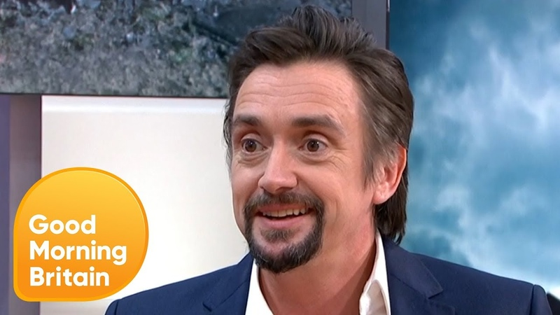Richard Hammond Tells All About New Series of The Grand Tour | Good Morning Britain