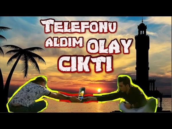 İZMİR'DE OLAY YARAT'AN kamera şakası komedi