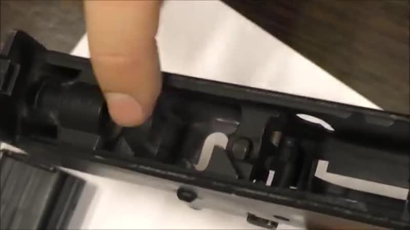 пистолет-пулемёт Есаул Кедр