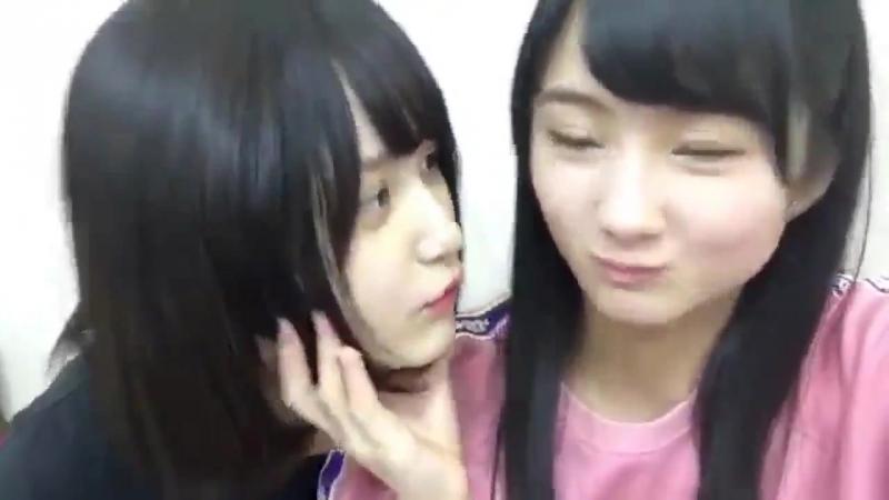 180604 NMB48 Team M Draft KKS Nakano Mirai SHOWROOM cut