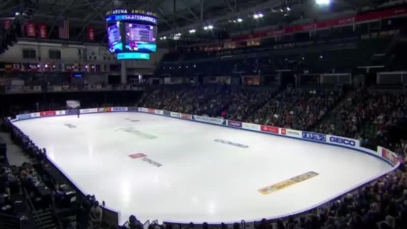 Nathan CHEN USA FS 2018 Skate America