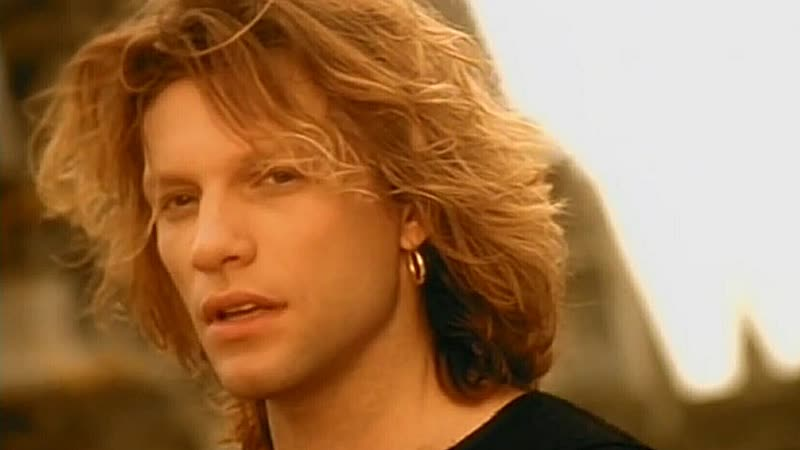 Bon Jovi This Ain't A Love Song 1995