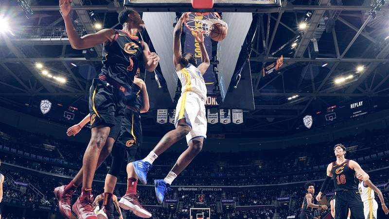 Verizon Game Rewind Warriors 120 Cavaliers 113