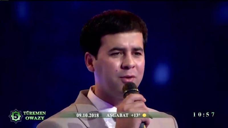 Aly Alyýew - Ezizim | 2018 (Konsert)