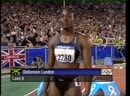 Womens 100m Hurdles Final Sydney 2000 Olympic Games