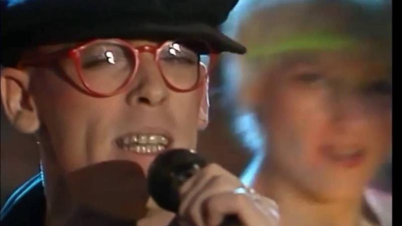 Baltimora • Woody Boogie WWF Club 1985