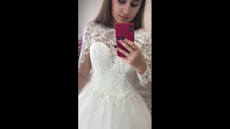 Свадебное платье для шикарной свадьбы 👑 доставка в любой город!