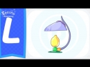 L - Alphabet song - Learn phonics for kids