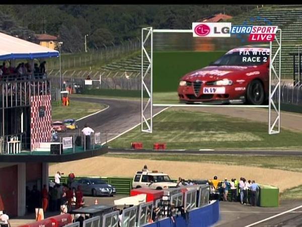 WTCC 2005 Imola Race2