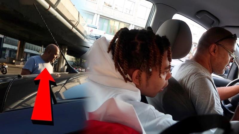 TAXI DRIVER TRIED TO KIDNAP ME AND YBN CORDAE YBN European Tour
