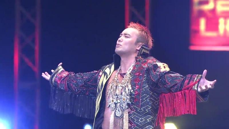 Hiroshi Tanahashi vs. Kazuchika Okada - NJPW Destruction In Kobe 2018