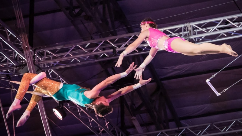 Acrobatic World Circus Show | Famous Chinese Acrobatics Circus Video