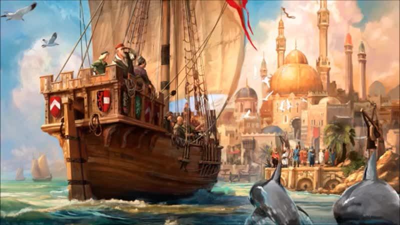 Н.А.Римский - Корсаков - Шахерезада. Часть I. Море. Синдбадов корабль