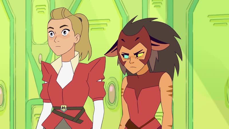 Ши Ра и непобедимые принцессы She Ra and the princesses of power S01E01