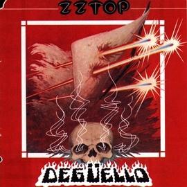 ZZ Top альбом Deguello