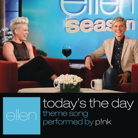 P!nk альбом Today's The Day