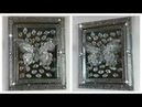DOLLAR TREE DIY GLAM WALL ART FEATURING BUTTERFLIES | CHRISTMAS GIFT IDEA