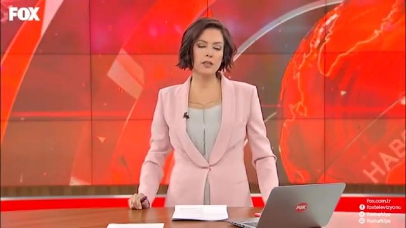 13 Mayıs 2018 Gülbin Tosun ile FOX Ana Haber Hafta Sonu