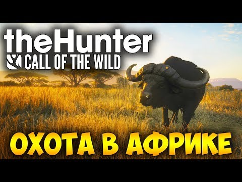 ОХОТА В АФРИКЕ (САВАННА ВУРХОНГА) - The Hunter Call of the Wild (стрим) 8