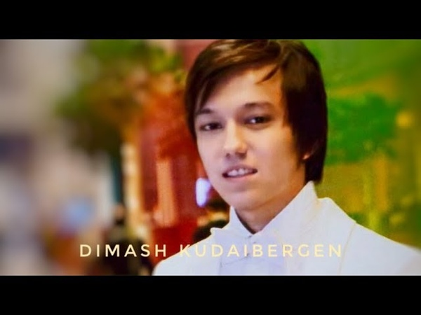 Dimash Димаш - I found this Prince Charming in my treasure box