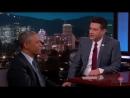 Смешная озвучка Обамы на ток шоу в США