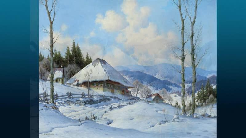 Karl Hauptmann (1880-1947) Германия