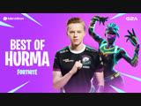 Лучшие моменты HURMA | Virtus.pro Fortnite