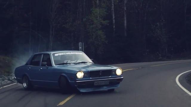 Toyota Cressida Drift